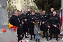 მადლობა თავისუფლებისთვის - რუსთავში 9 აპრილის გმირებს პატივი მიაგეს