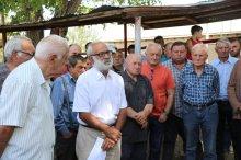 მოსახლეობასთან შეხვედრები დმანისის მუნიციპალიტეტის სოფლებში
