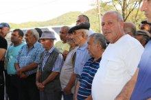 შეხვედრა სოფელ დარბაზის ტანძიისა და რატევანის მოსახლეობასთან