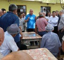 შეხვედრა გარდაბნის მუნიციპალიტეტის მოსახლეობასთან