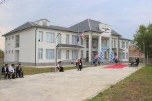 შოთა რეხვიაშვილმა მარნეულის #1 ახლადაშენებული საჯარო სკოლა გახსნა