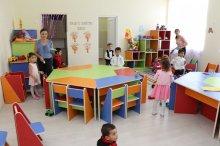 სოფელ კალინინოსა და ჯანდარაში საბავშვო ბაღები გაიხსნა