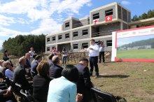 ქვემო ქართლში შვეიცარიული აგრარული სკოლა დაიწყებს ფუნქციონირებას