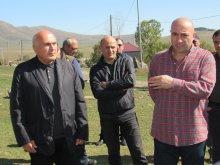 ღია შეხვედრები დმანისის მუნიციპალიტეტის მოსახლეობასთან