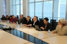 სამუშაო შეხვედრა ეროვნული უმცირესობების საბჭოს წევრებთან