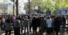 შეხვედრა თეთრიწყაროს მუნიციპალიტეტის მოსახლეობასთან
