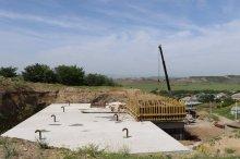 წყალმომარაგების და წყალარანიების სისტემების მშენებლობა მარნეულში