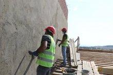 მარნეულში პროფესიული კოლეჯის მშენებლობა აქტიურად მიმდინარეობს