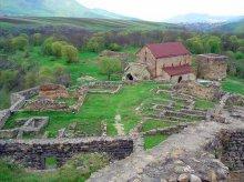 Dmanisi City Ruins