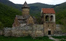 Pitareti Monastery Complex