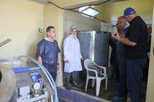 სახელმწიფოს მხარდაჭერით თეთრიწყაროში რძის გადამამუშავებელი საწარმო გაფართოვდა