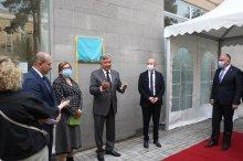 რუსთავში ყაზახეთის რესპუბლიკის საპატიო საკონსულო გაიხსნა