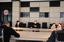 ქვემო ქართლში სახელმწიფო რწმუნებულის ადმინისტრაციაში საქართველოს მოქალაქეების გერმანიაში დროებით ლეგალურ დასაქმებასთან დაკავშირებით სამუშაო შეხვედრა გაიმართა