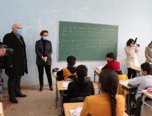 სწავლის განახლებასთან დაკავშირებით სკოლებში მონიტორინგი მიმდინარეობს