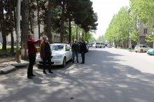 ინფრასტრუქტურული პროექტების მიმდინარეობა ქალაქ რუსთავში