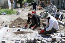 ინფრასტრუქტურული სამუშაოები ბოლნისის მუნიციპალიტეტში