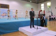 საქართველოს დამოუკიდებლობისა და აზერბაიჯანის რესპუბლიკის დღისადმი მიძღვნილ სპორტული ტურნირი