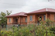 მარნეულში 31 დევნილი ოჯახისთვის სოფლის ტიპის დასახლება აშენდა