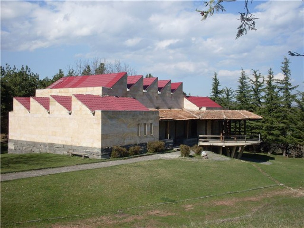 Sulkhan-Saba Orbeliani House Museum of Tandzia village