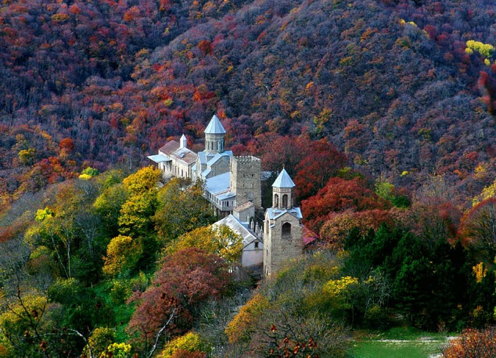 Gardabani Municipality – Gvtaeba monastery complex