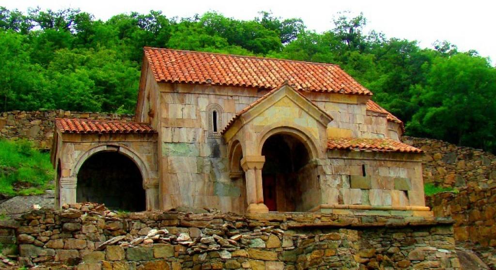 St. Mary's Monastery, Tserakvi